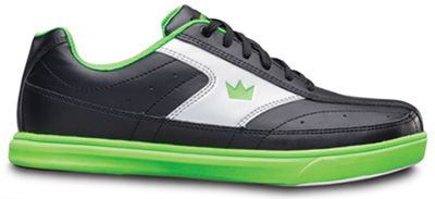 e5690790c5e4 Brunswick Renegade (YOUTH) Black Neon Green