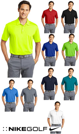 796906da0526 Bowlingindex  Nike Golf Dri-FIT Mesh Polo 637167 (Assorted Colors)