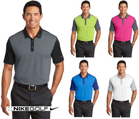 a1e01997 Bowlingindex: Nike Golf Dri-FIT Modern Fit Polo 746101 (Assorted Colors)