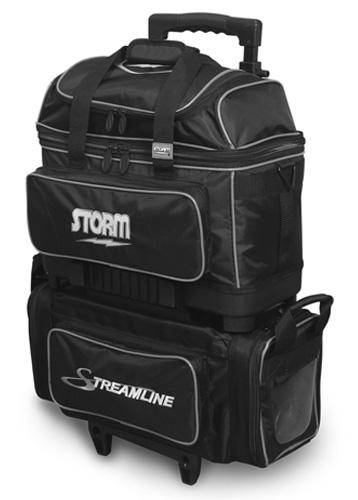 Ebonite 4 Ball Case Box Bag