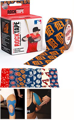 300 Bowl: Turbo ROCK Tape Roll (MLB Teams)