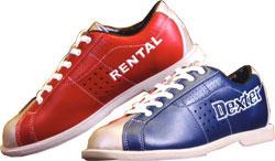 Bowling Index: Dexter - RENTAL Shoes-men's